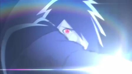 火影忍者:佐助与金式的初次交手,有轮回眼的佐助差点被小看了