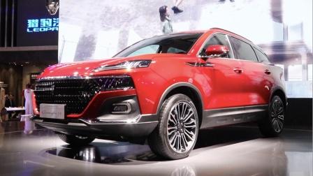 2019上海车展 猎豹汽车 Coupe车型