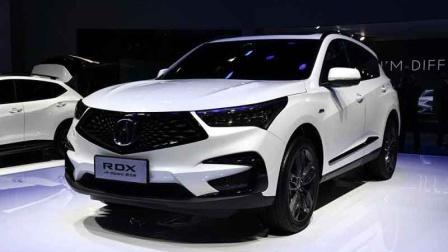 2019上海车展 讴歌 RDX A-Spec概念版