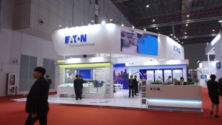 2019上海车展 伊顿为中国电动车市场引入新技术