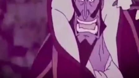 海贼王:索隆命悬一线, 路飞瞬间暴走, 使出了大蛇丸的绝招