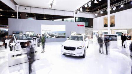 2019上海车展 助力汽车行业转型 博泽展出多款产品