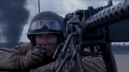 4.二战电影大片坦克大决战 坦克用的都是真家伙 这电影才够劲 坦克并行前进 火力凶猛无比!