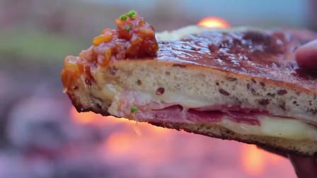 【阿米果寻食记】最好吃的火腿三明治