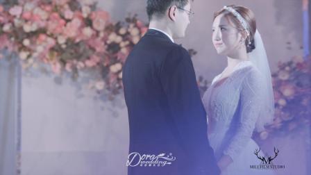 《永远在你身边陪着你》| 迷鹿婚礼电影作品