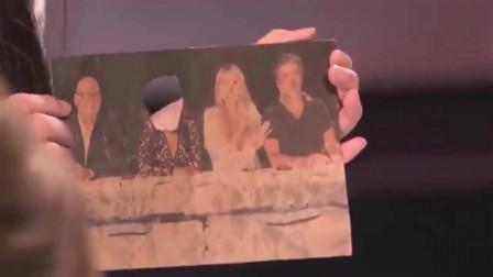 美国达人秀:神圣瑞安娜再次登台,女评审都快被她给搞崩溃了