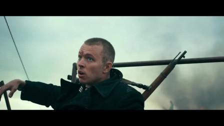 2019俄罗斯最新二战大片,俄版太平轮被德军轰炸机盯上连番攻击!