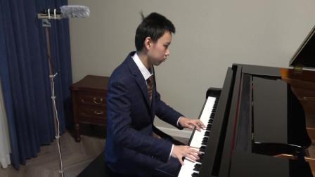 羽诺钢琴感恩系列 花火 HANA-BI 纪念云南爷爷