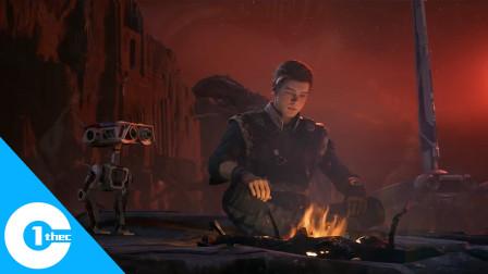 [电影预告] 星球大战《绝地陨落的武士团》1TheC 字幕机器人翻译版