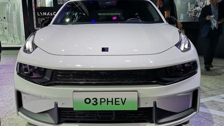 2019上海车展:除了首站告捷的领克03,还有什么性能车值得期待?