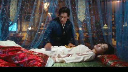 《拜见宫主大人》第二季:秦斩对躺在床上睡着的雨晨做了这事