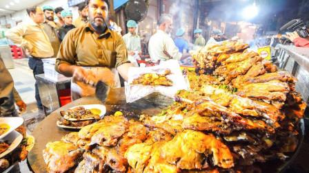 巴基斯坦6款超人气街头美食,每一道都是极品!
