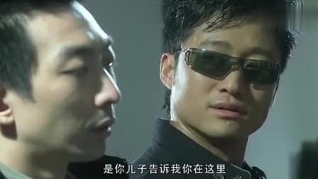 男儿本色:吴京削个苹果也能这么霸气,他真的很适合这种反派角色