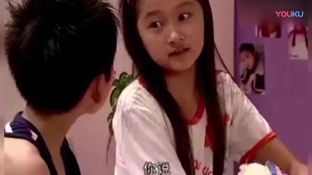 关晓彤儿时出演《家有儿女》,小眼神真可爱,怪不得鹿晗喜欢