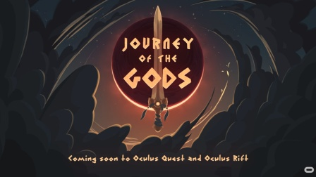 Oculus Quest试玩《Journey of the Gods》