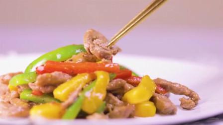 美食芒果和牛肉一起炒,是不是浪费我不知道,反正泰国人喜欢这么吃