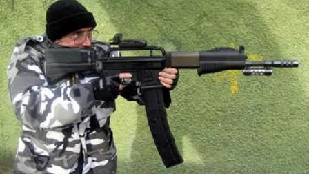 泵动和自动并存,配备超大弹夹,SAPS-15霰弹枪能排在世界前五吗?