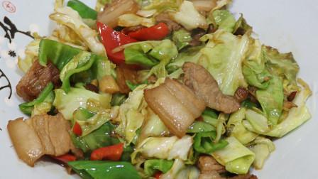 饭店的干锅手撕包菜为什么那么好吃?原来我们都没放这个,真简单