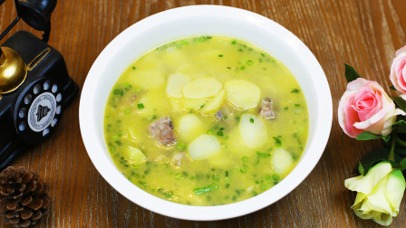 饭店最火的一道汤,成本只要8块钱,清淡鲜香,非常适合夏季喝