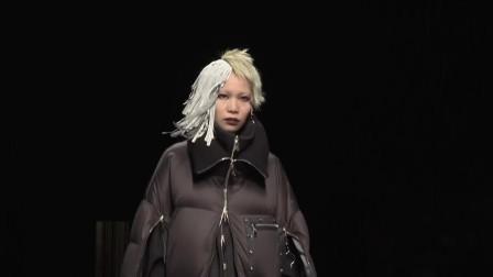ACUOD by CHANU:2019秋冬季时装秀,东京时装周