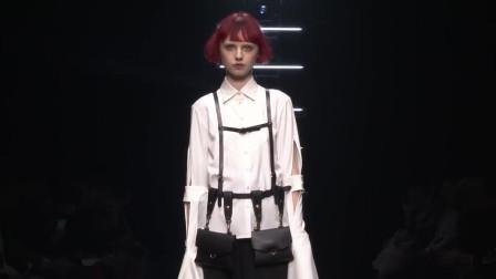 AOI WANAKA:2019秋冬季时装秀,东京时装周
