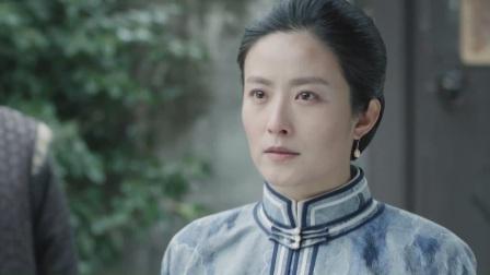 燕阳春看到燕赵回来喜极而泣,燕赵恳求燕阳春救受枪伤的杨队长