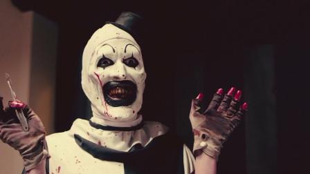 《断魂小丑》恶趣味搞怪小丑玩命绝