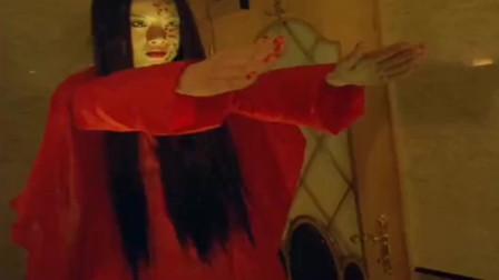 这红衣女鬼怪吓人的,千万别一个人看啊,有点吓人
