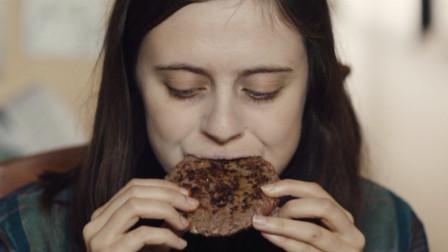 女孩从小到大被迫吃素,直到尝了一口肉,才发现自己不是人类