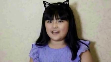 李湘晒女儿吃面包照片 网友评论王诗龄越来越像妈妈