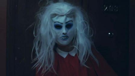 小涛电影解说:6分钟带你看完高颜值恐怖电影《午夜幽灵》