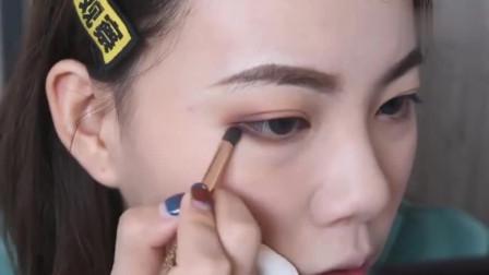四眼宅妹子化妆逆袭韩国女团,妆后气质瞬间就起来了!