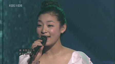 中韩歌会,李健和韩国女歌手合唱齐豫经典《橄榄树》你们觉得如何