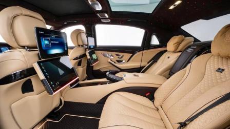 2019 世界上最快,最奢华的(轿车)巴博斯900-原迈巴赫S650