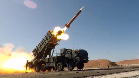 美国反导弹拦截系统 爱国者 复仇者 毒刺防空导弹实弹演习