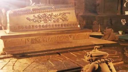 六千年大墓现蓬莱仙岛,专家进入后一片惊愕,竟是仙人古墓!