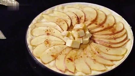 小吃推荐:简单美味,营养丰富的自制小吃,归苹果派莫属!