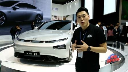 2019上海车展,小鹏新款车型P7能否撼动特斯拉MODEL3