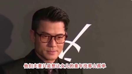 方媛晒蛋糕照片庆祝与郭富城结婚2周年,郭天王双喜临门