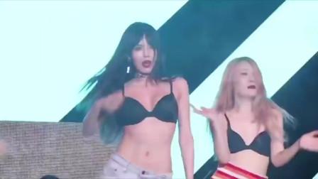 当金泫雅开始跳舞时,女粉们才知道,为啥她才是全南韩女人都嫉妒