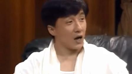成龙曝料七小福的糗事,那时候才七八岁,就连洪金宝也闹了笑话!