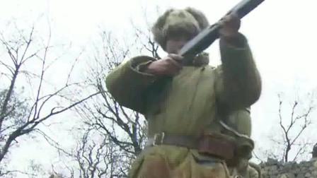 铁血战狼 八路军让驴子用机枪日本鬼子都看晕了这驴子可真是神了