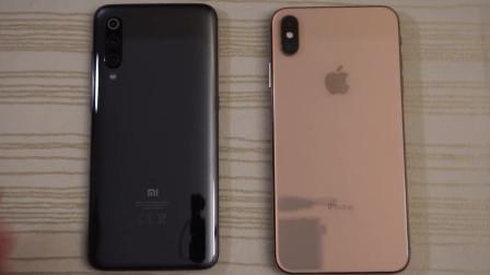 小米9性能测评,对比iPhone XS Max差距有多大?结果小米完胜