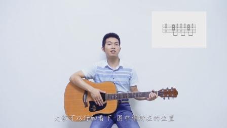 【琴侣课堂】吉他中级课程第22课 | 拍弦的符号与步骤