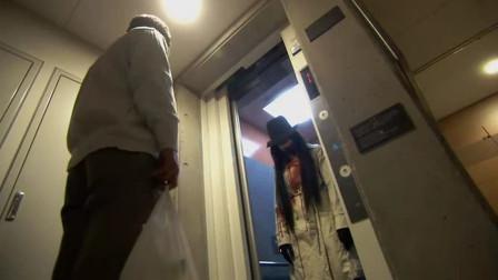 日本悬疑短片,男子犯罪后分裂成女人,每天半夜2点去敲别人门!
