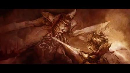 【暗黑破坏神3】CG合集(一):开场