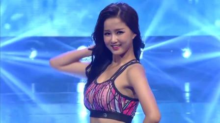 韩国国际模特大赛泳装走秀,看完你还淡定吗?