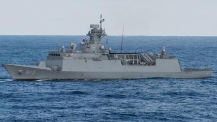 海军节开幕之际!这国公开宣布消息,将派遣护卫舰参加阅舰式