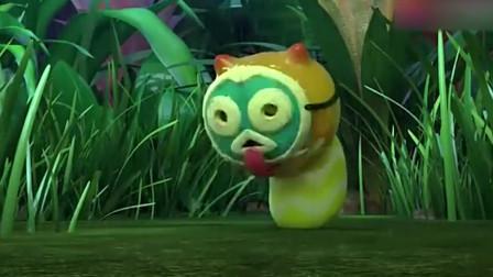 爆笑虫子小黄居然在小红的面前和他女朋友嬉戏,你是挖墙脚吗