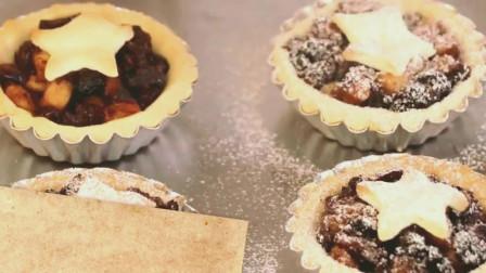 美食天地:百果馅饼和花生酱巧克力慕斯, 暖心甜品送给那个他